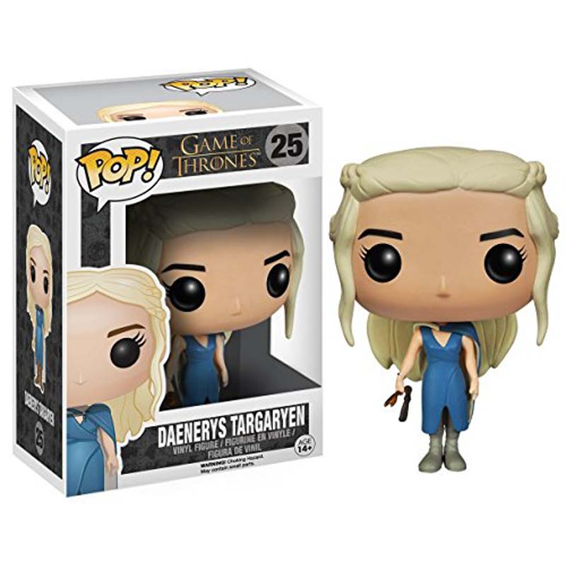 POP Television: Game Of Thrones - Mhysa Daenerys