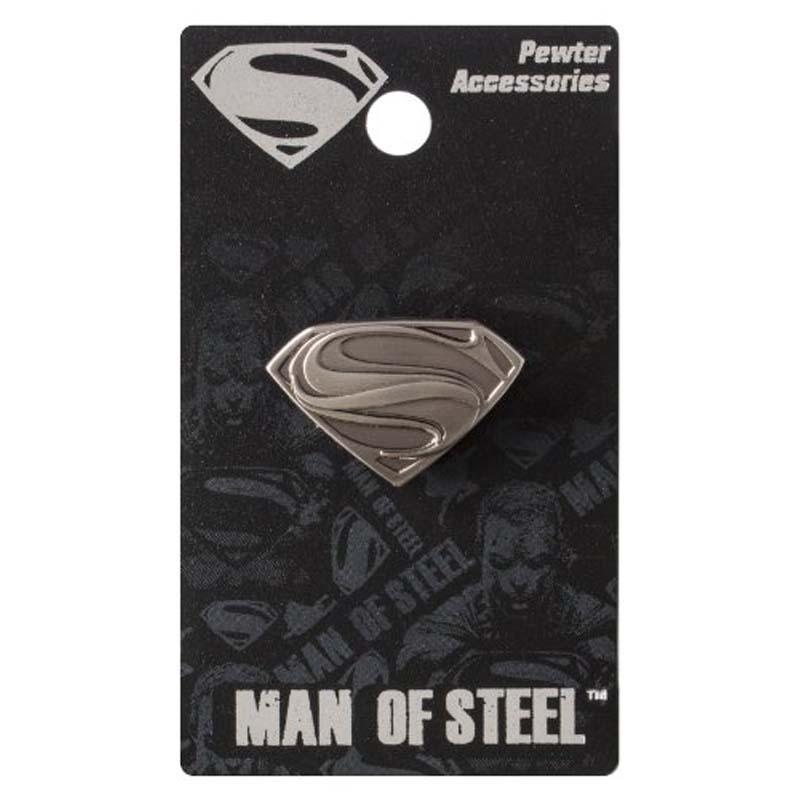 Lapel Pin - DC Comics - Superman Man Of Steel Logo