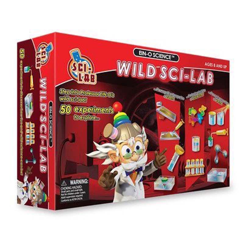 Wild Sci-Lab