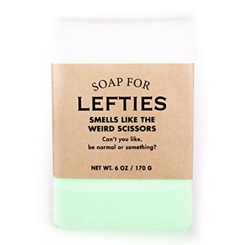 Lefties Soap