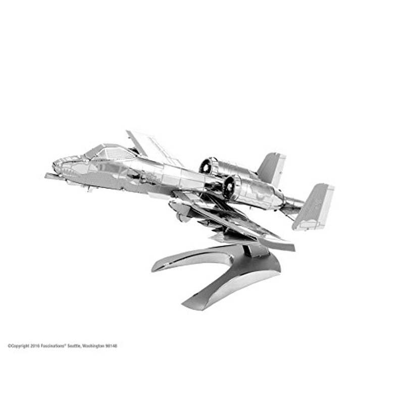 Metal Earth - A-10 Warthog plane