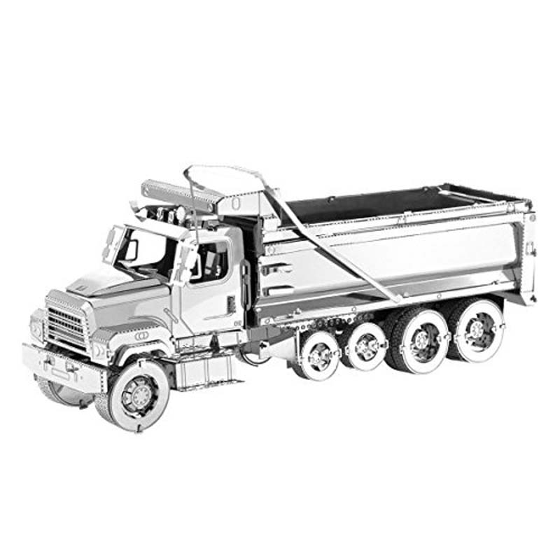 Metal Earth - Dump Truck-Freightliner
