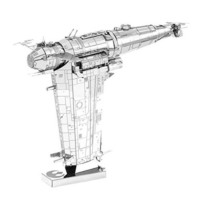 Metal Earth - Resistance Bomber Last Jedi Star Wars