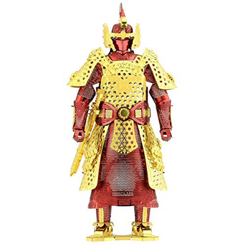 Metal Earth - Ming Armor - COLOR