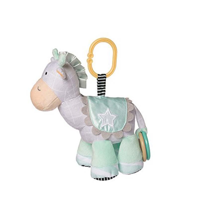 Playtime Plush Giraffe Travel Toy
