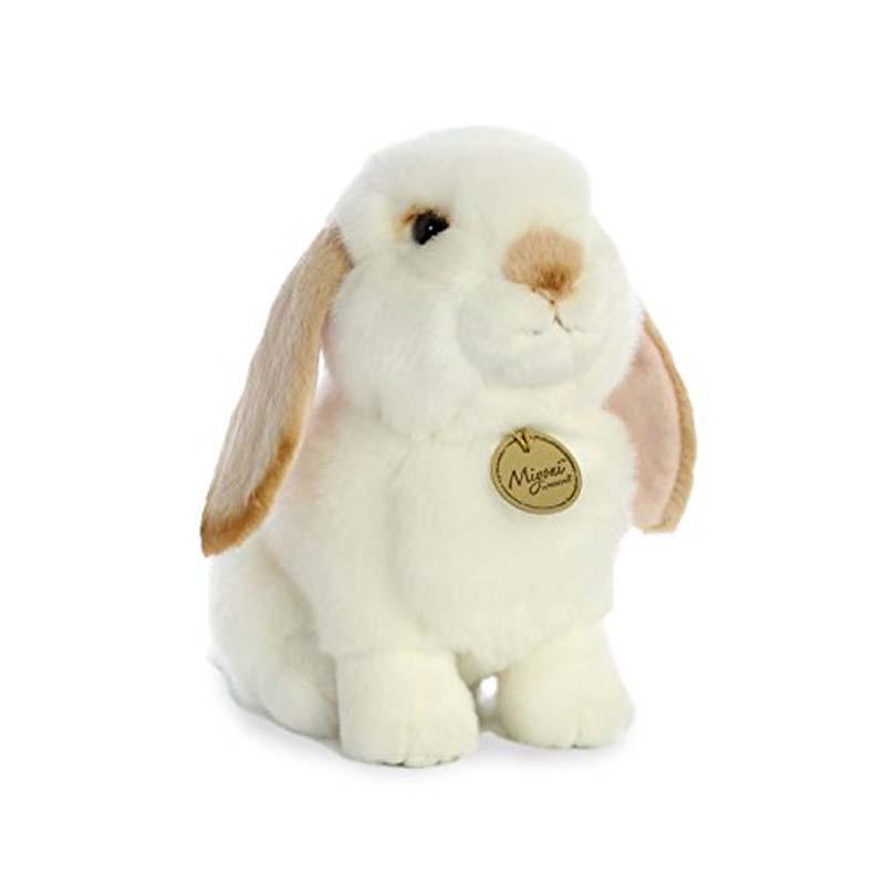 """11"""" Miyoni - Lop Eared Rabbit - Tan Ears"""