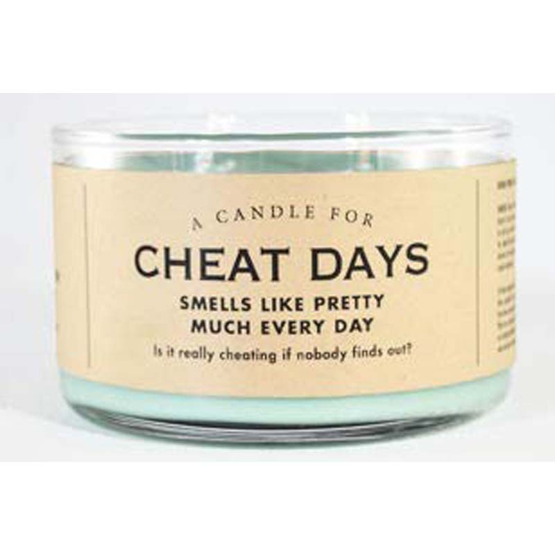 Cheat Days Candle