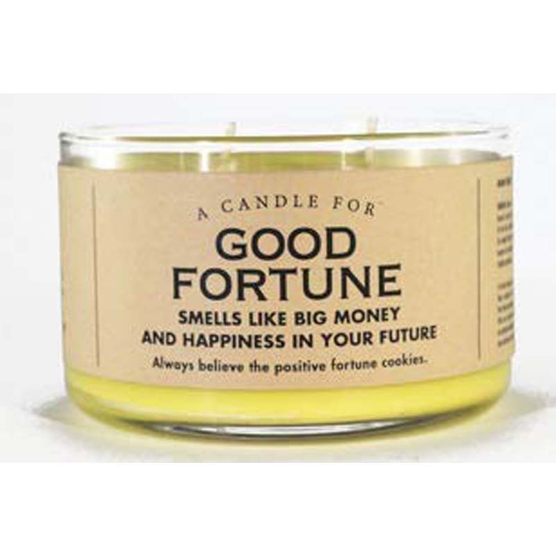 Good Fortune Candle