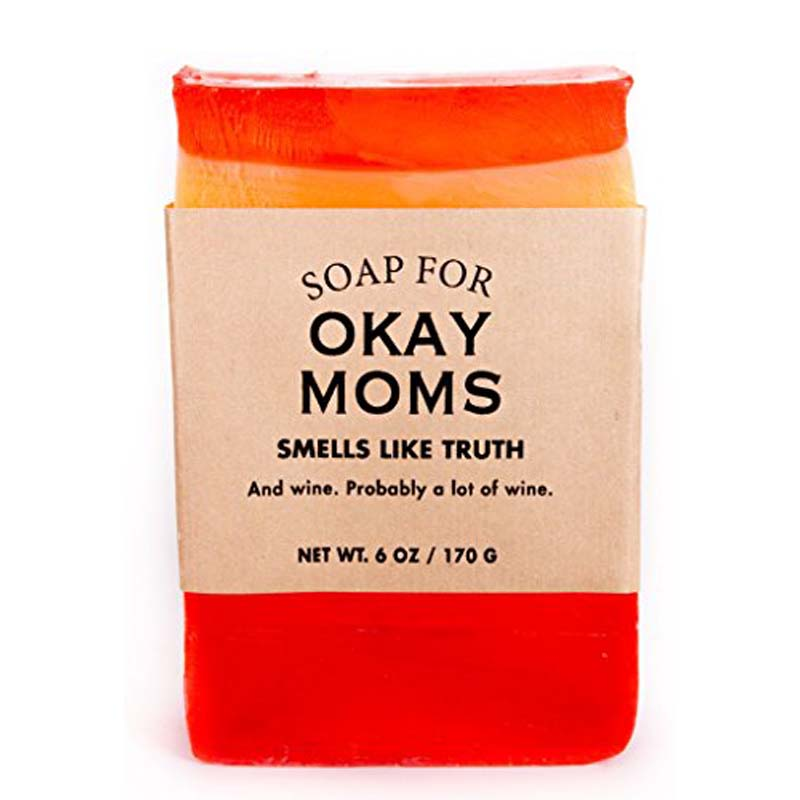 Okay Moms Soap