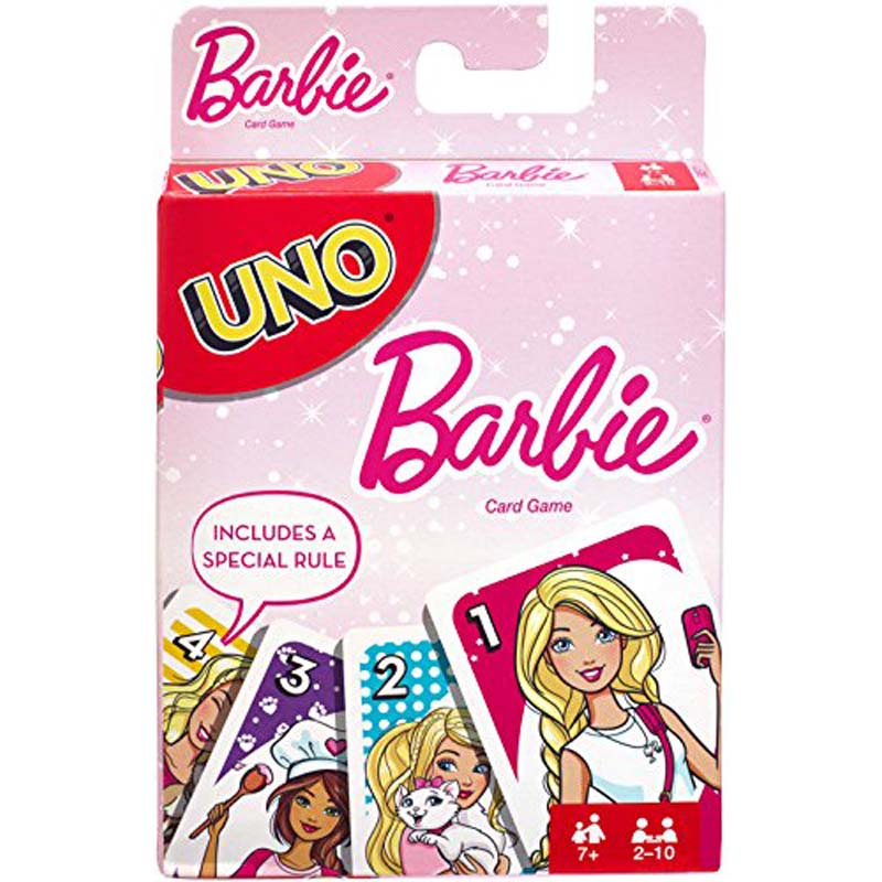 Mattel: Uno Barbie