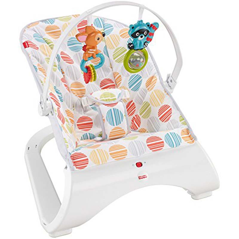 Fisher Price: Curve Bouncer Nature