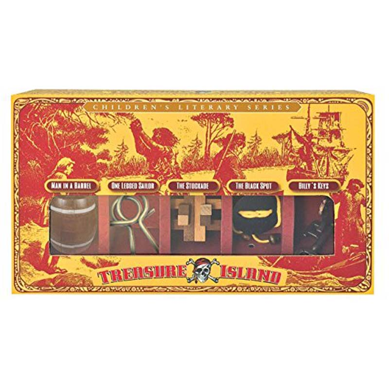 Brainteaser Collection - Treasure Island