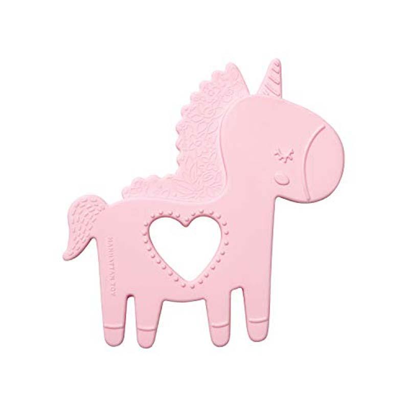 Adorables Petals Unicorn Silicone Teether