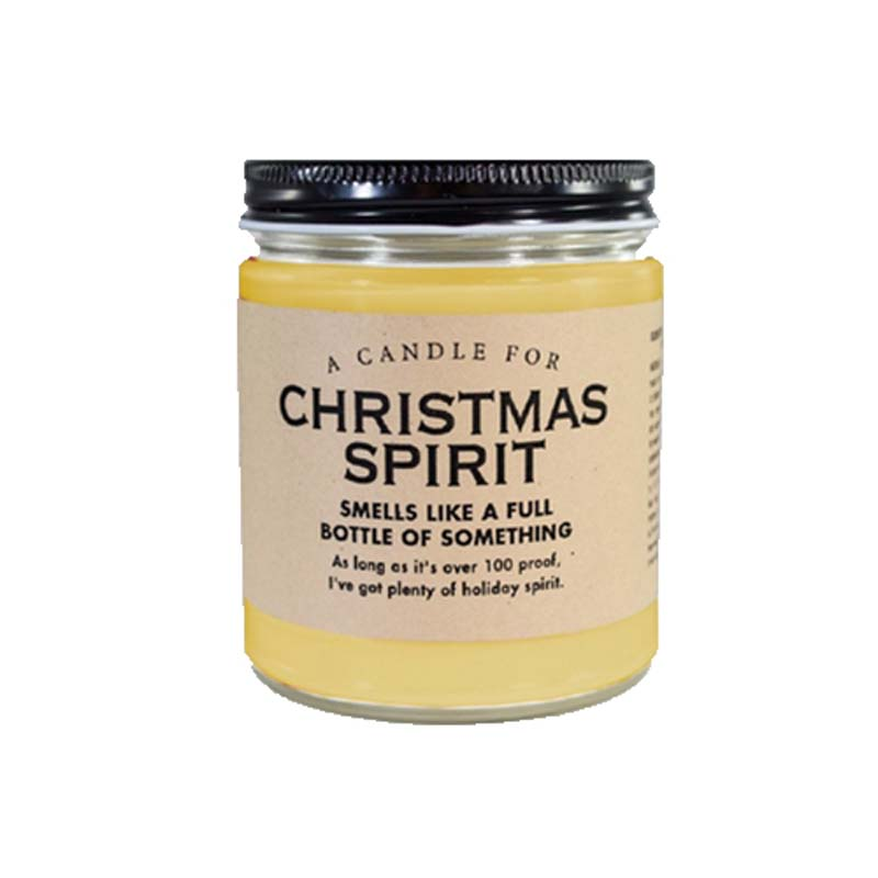 7 oz. Christmas Spirit Candle