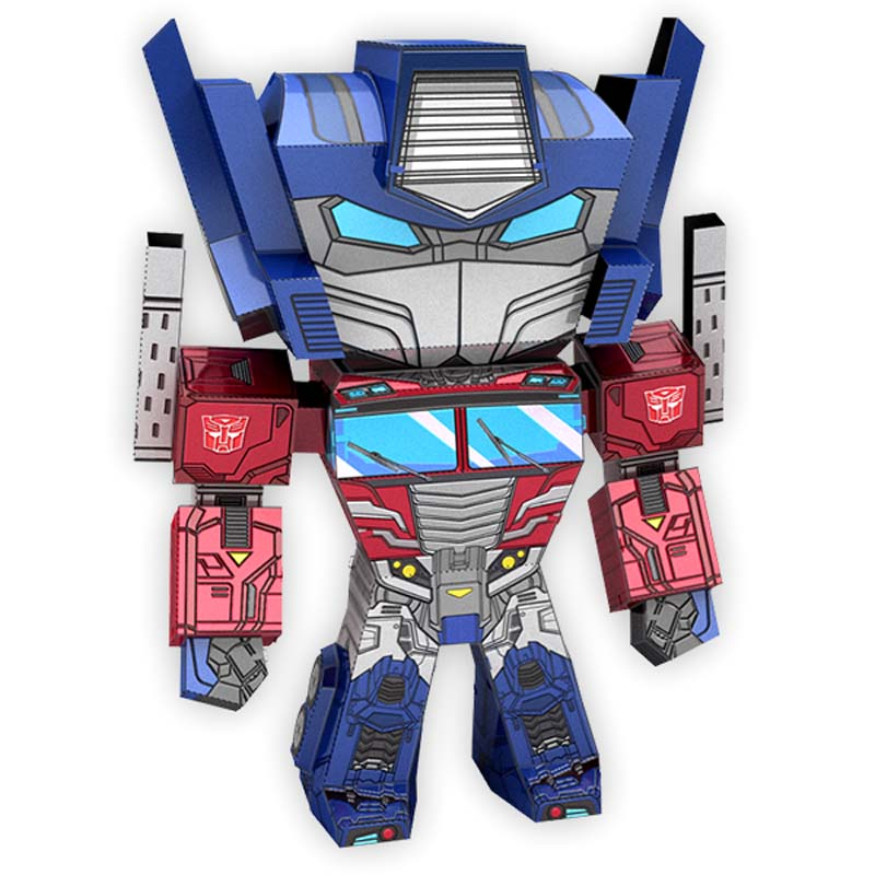 Metal Earth - Optimus Prime - Transformers