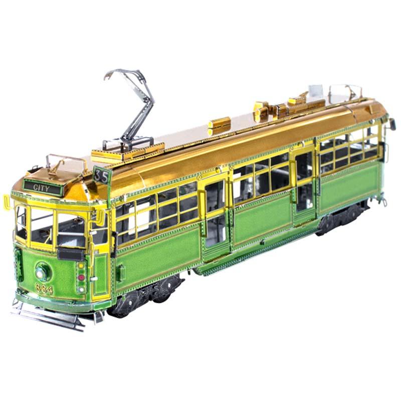 Metal Earth - Melbourne W-class Tram