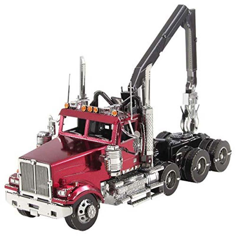 Metal Earth - Western Star Log Truck