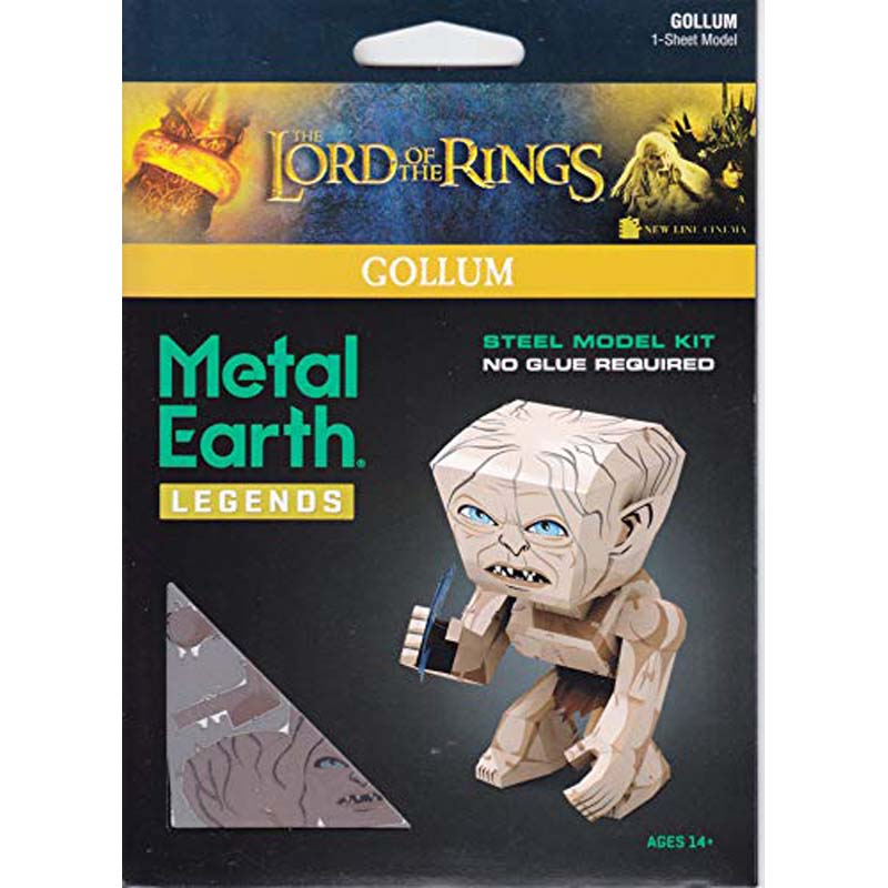 Metal Earth - Gollum - Lord of the Rings