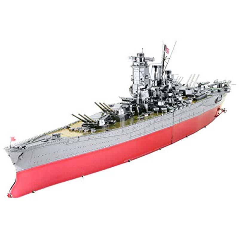 Metal Earth ICONX - Yamato Battleship