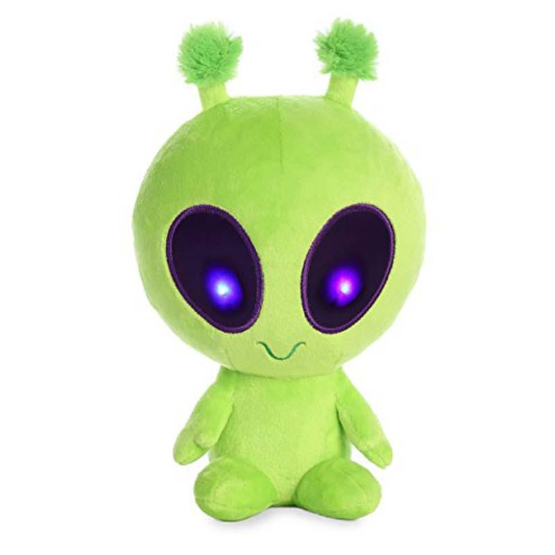"""8"""" Light Up Green Alien - Twitch"""