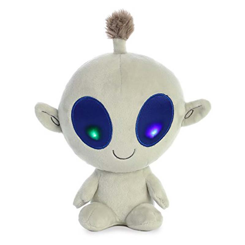 "8"" Light Up Grey Alien - Bob"