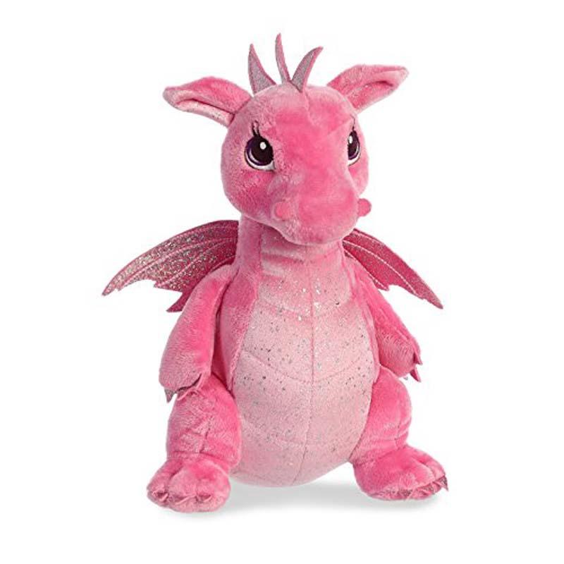 "12"" Pink Dragon - Dahlia"