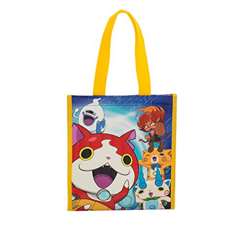 Yo-Kai Watch Small Insulated Recycled Shopper Tote