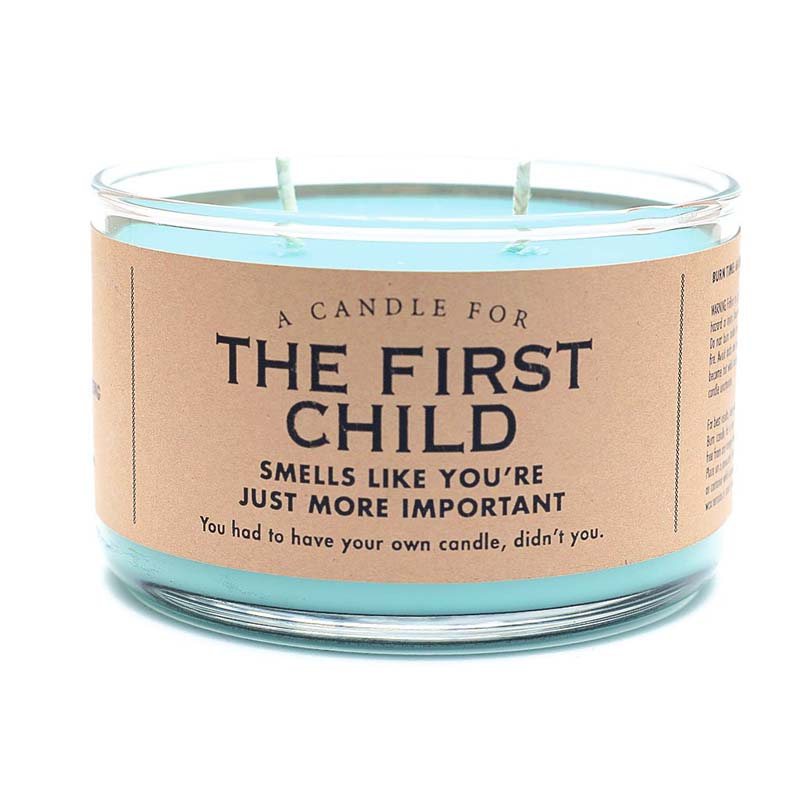 The First Child Candle