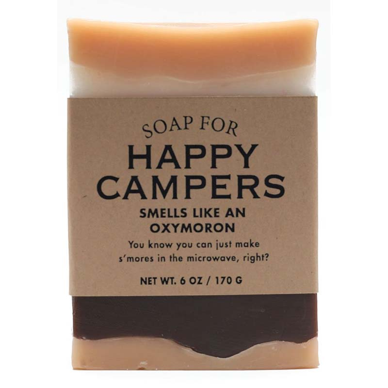Happy Campers Soap