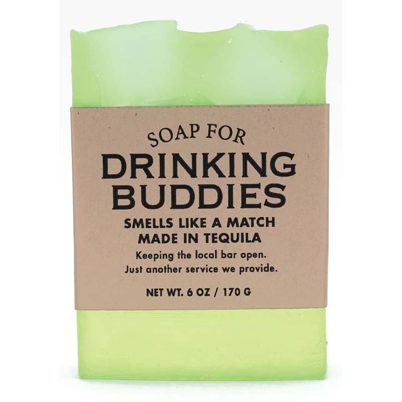 Drinking Buddies Soap