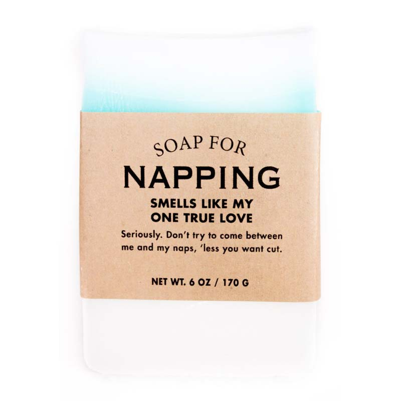 Napping Soap