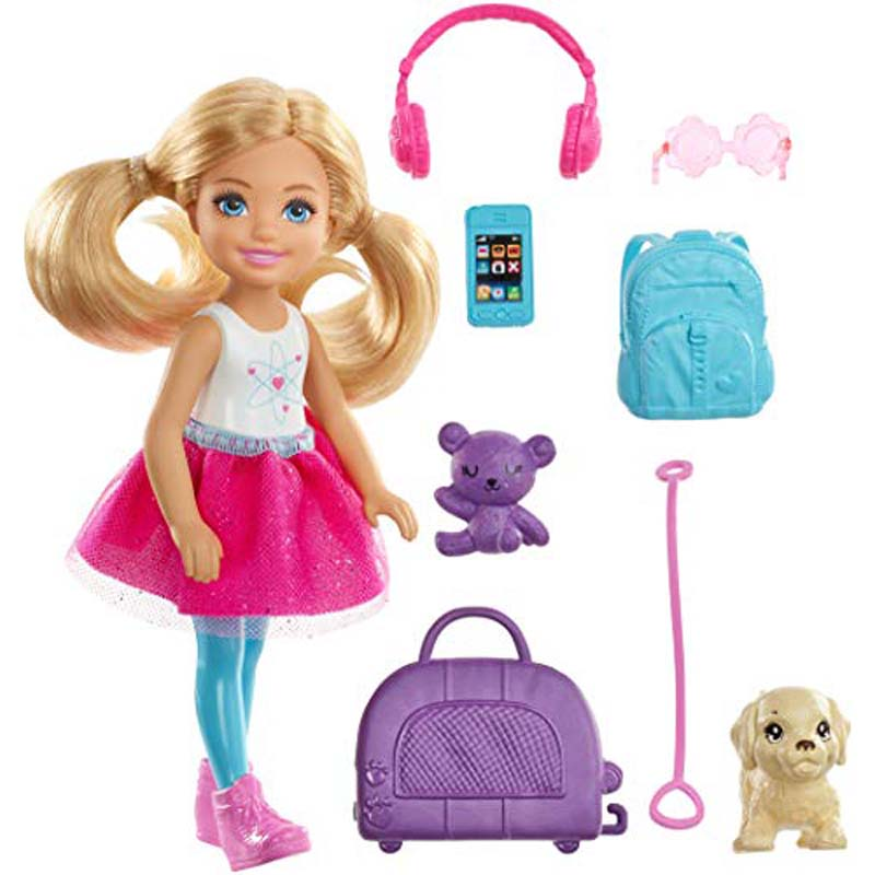 Barbie: Chelsea Doll And Accessories