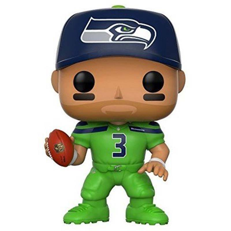 POP NFL: Russell Wilson (Seahawks Color Rush)