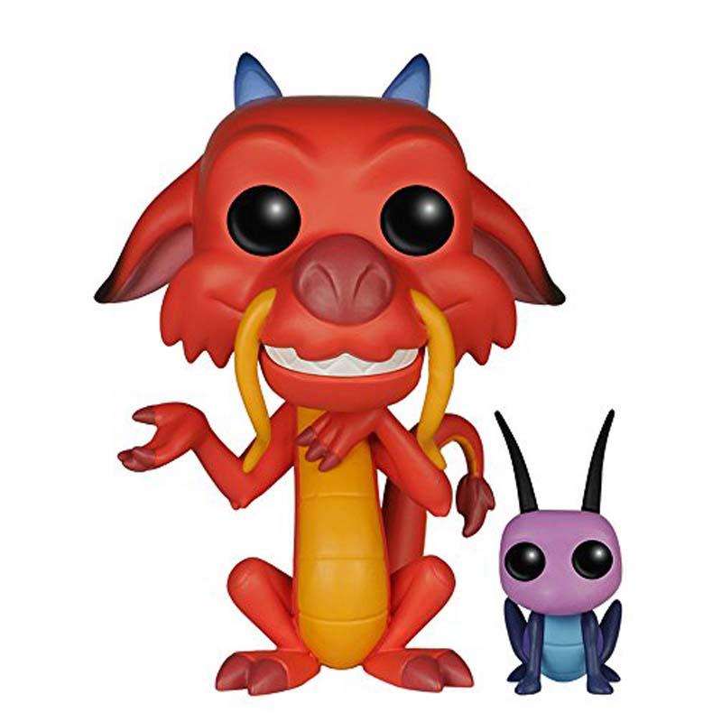 POP Disney: Mulan - Mushu & Cricket