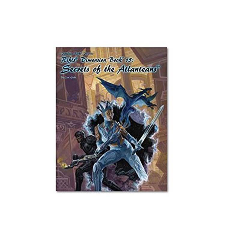 Rifts RPG: Secrets Of The Atlanteans
