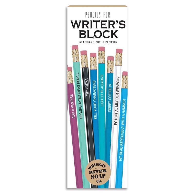Writer's Block - Pencils