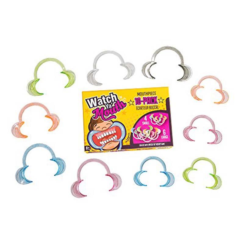 Watch Ya' Mouth - Mouthpiece 10 Pack