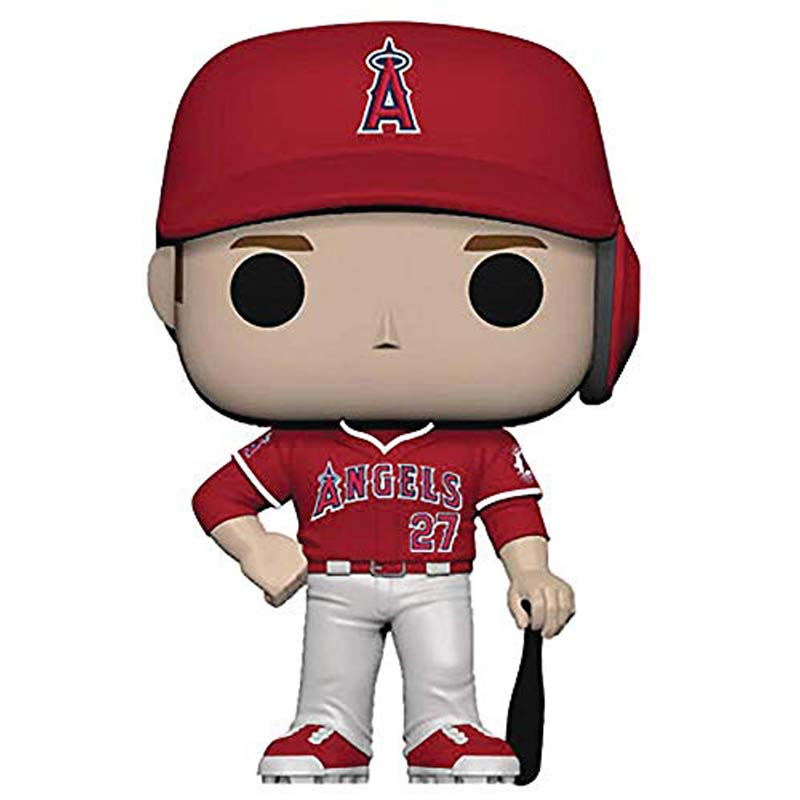 POP MLB: Mike Trout (New Jersey)