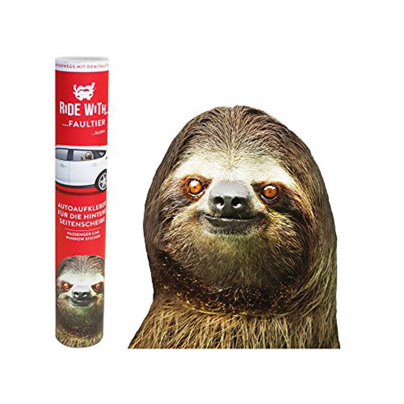 Ride With Sloth