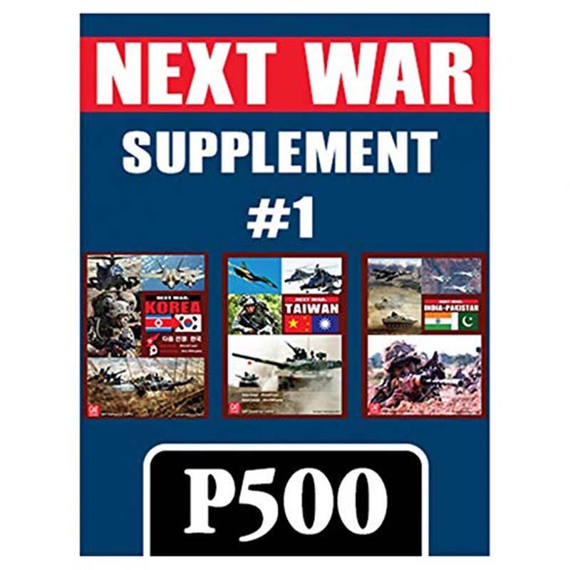 Next War Supplement #1