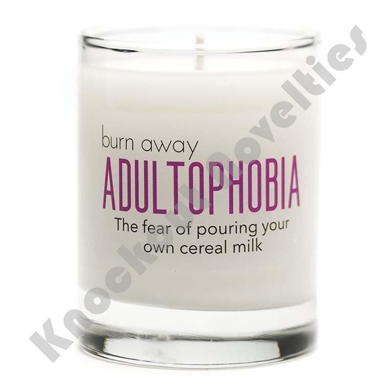 ADULTOPHOBIA Candle