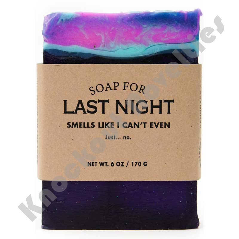 Last Night Soap