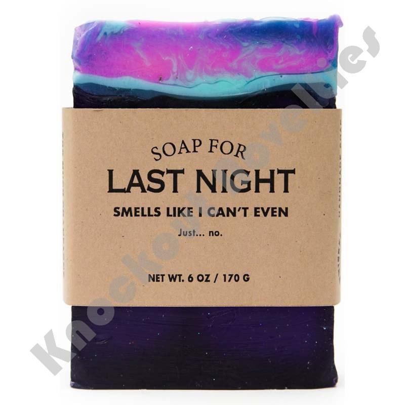 Last Night Soap