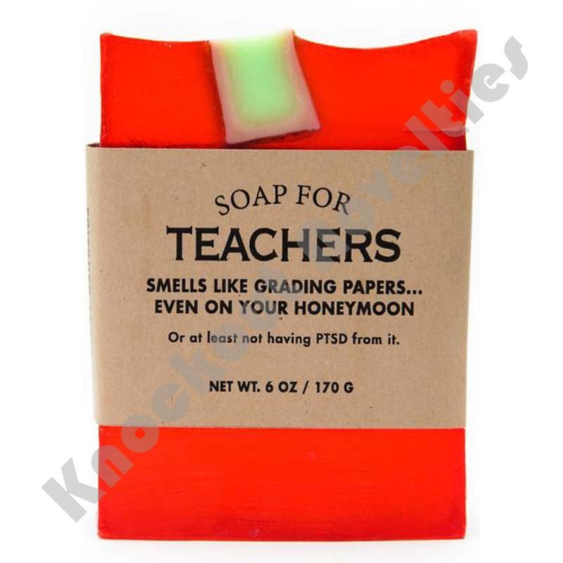 Teachers Soap