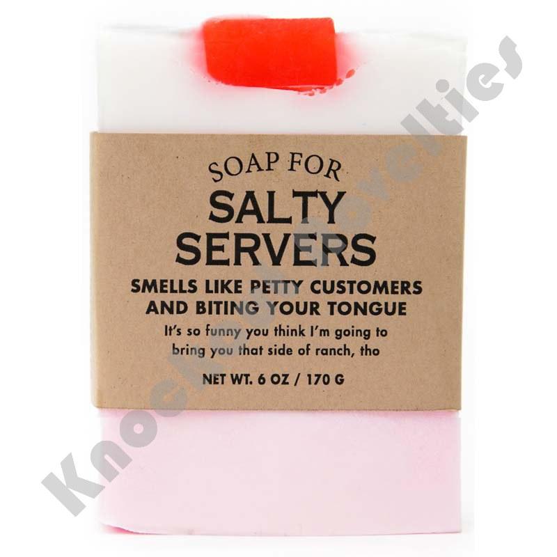 Salty Servers Soap