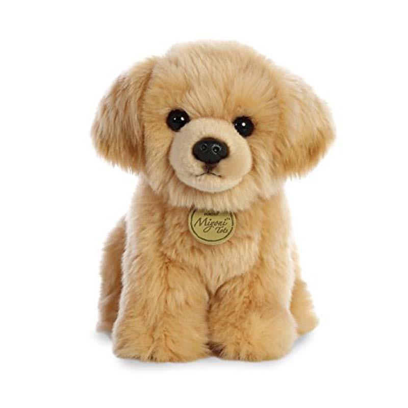 """11"""" Miyoni Golden Retriever Pup"""