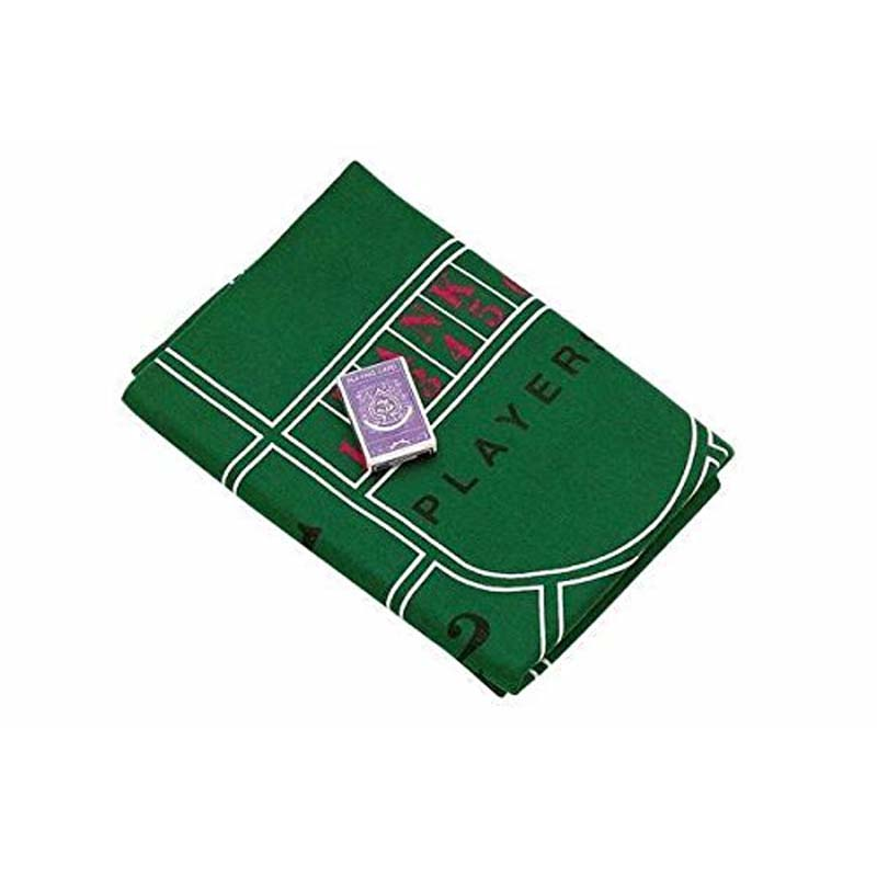72 X 36 Craps & Blackjack Cloth Layout