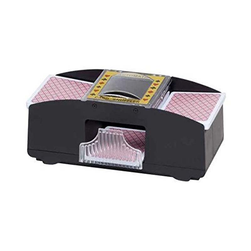 2 Deck Card Shuffler