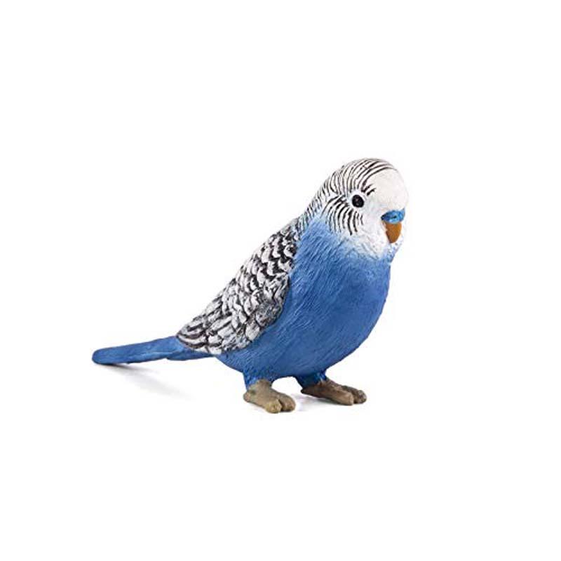 Mojo: Budgerigar Blue Bird