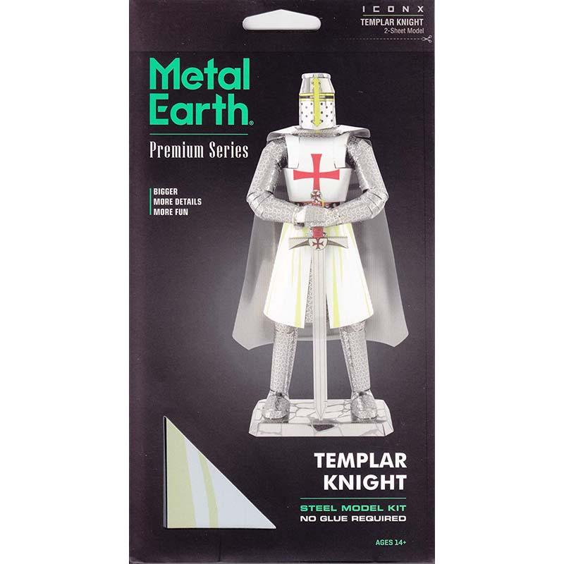 Metal Earth ICONX - Templar Knight